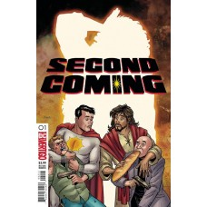 SECOND COMING #1 (OF 6) (MR)