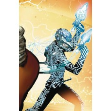 ELECTRIC WARRIORS #5 (OF 6)