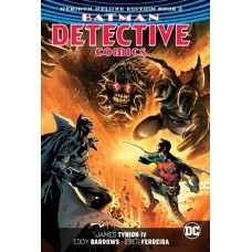 BATMAN DETECTIVE REBIRTH DLX COLL HC BOOK 03