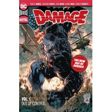 DAMAGE TP VOL 01 OUT OF CONTROL