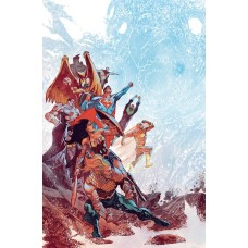 JUSTICE LEAGUE AQUAMAN DROWNED EARTH HC