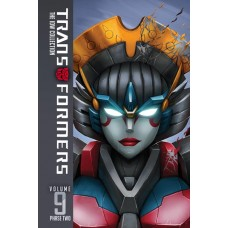 TRANSFORMERS IDW COLL PHASE 2 HC VOL 09