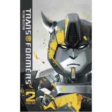 TRANSFORMERS IDW COLL PHASE 2 HC VOL 02
