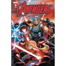 MARVEL ACTION AVENGERS #4 SOMMARIVA
