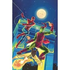 AVENGERS #16 HILDEBRANDT SPIDER-MAN VILLAINS VARIANT