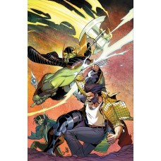 WOLVERINE INFINITY WATCH #2 (OF 5)