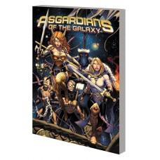 ASGARDIANS OF THE GALAXY TP VOL 01