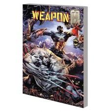 WEAPON H TP VOL 02