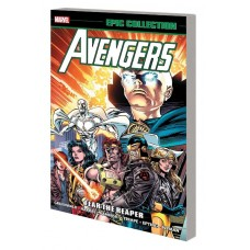 AVENGERS EPIC COLLECTION TP FEAR THE REAPER