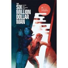 SIX MILLION DOLLAR MAN #1 CVR B PUTRI