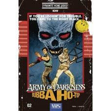ARMY OF DARKNESS BUBBA HOTEP #2 CVR C HACK