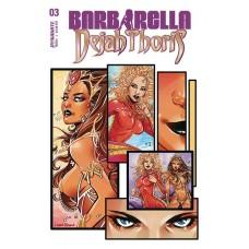 BARBARELLA DEJAH THORIS #3 CVR A BRAGA