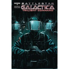 BATTLESTAR GALACTICA TWILIGHT COMMAND #2 CVR B TEMURA