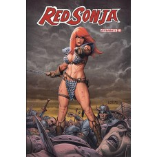 RED SONJA #2 CVR B LINSNER