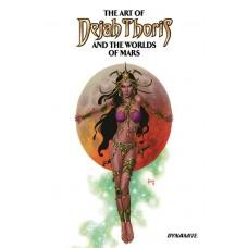 ART OF DEJAH THORIS & THE WORLDS OF MARS HC (MR)