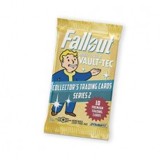 FALLOUT TRADING CARD FOIL PACK SERIES 2 CASE