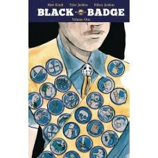 BLACK BADGE HC VOL 01