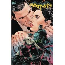DF BATMAN #50 ROMANCE EXC SGN KING & MANN