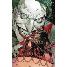 DF BATMAN #50 BLOODY KNIFE VIRGIN EXC SGN KING & MANN