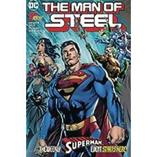 DF MAN OF STEEL #1 SGN BENDIS