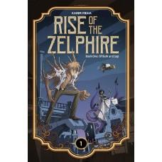 RISE ZELPHIRE HC BOOK 01 BARK AND SAP