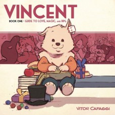 VINCENT GN BOOK 01 GUIDE TO LOVE MAGIC & RPG
