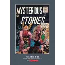 MYSTERIOUS STORIES HC VOL 01