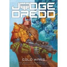 JUDGE DREDD COLD WARS TP