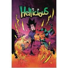 HELLICIOUS TP VOL 02 (MR)