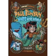 PAUL BUNYAN & BABE BLUE WHALE GN