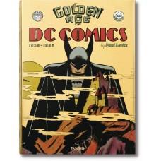 TASCHEN GOLDEN AGE OF DC COMICS BIBLIOTHECA ED