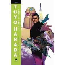 LIFE & DEATH OF TOYO HARADA #1 (OF 6) CVR B HARVEY