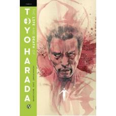 LIFE & DEATH OF TOYO HARADA #1 (OF 6) CVR C MACK