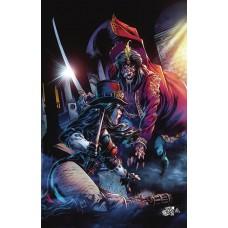 VAN HELSING SWORD OF HEAVEN #5 (OF 6) CVR B LILLY (MR)