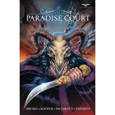 PARADISE COURT HC GN (MR)