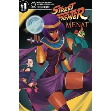 STREET FIGHTER MENAT #1 CVR B STEINBACH