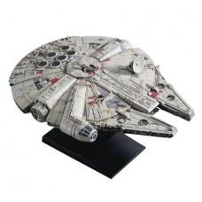 STAR WARS MILLENNIUM FALCON 1/350 MDL KIT EMPIRE STRIKES VER