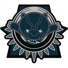 MARVEL KAWAII BLACK PANTHER PIN