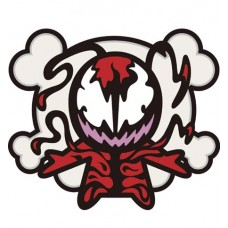 MARVEL KAWAII CARNAGE PIN