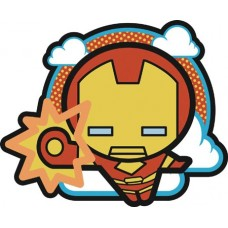 MARVEL KAWAII IRON MAN PIN