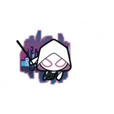 MARVEL KAWAII SPIDER-GWEN PIN