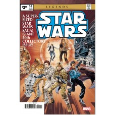 CLASSIC MARVEL STAR WARS #50 FACSIMILE EDITION