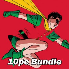 ROBIN 80TH ANNIV 100 PAGE GIANT SUPER SPECTACULAR #1 BUNDLE