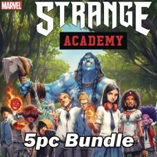 STRANGE ACADEMY #1 REG AND VARIANT BUNDLE