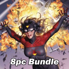SPIDER-WOMAN #1 REG AND VARIANT BUNDLE