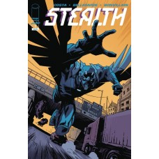 STEALTH #1 (OF 6)