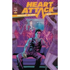 HEART ATTACK #5 (MR)