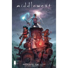 MIDDLEWEST #16 (MR)