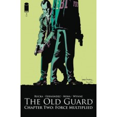 OLD GUARD FORCE MULTIPLIED #4 (OF 5) (MR)