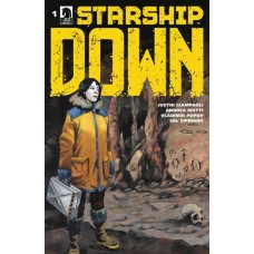 STARSHIP DOWN #1 (OF 4)